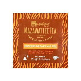 ENGLISH BREAKFAST TEA SACHET
